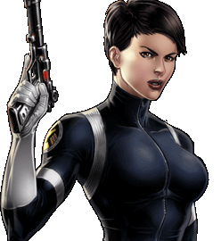 Maria Hill Dialogue