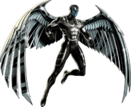 X-Force Archangel Portrait Art