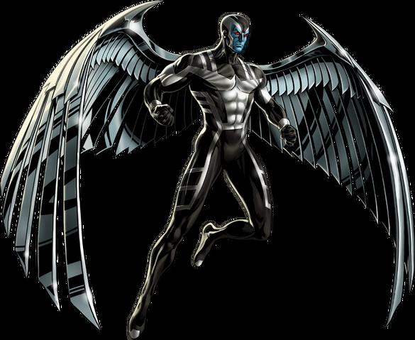 File:X-Force Archangel Portrait Art.png