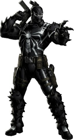 File:Agent Venom Portrait Art.jpg