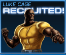 Luke Cage Recruited Old