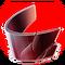Ruby Quartz Fragment