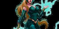 Marvel XP: Dossiers/Enchantress