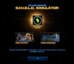 SHIELD Simulator Unlocked