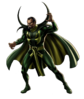 Baron Mordo Right Portrait Art