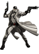 Fantomex Marvel XP
