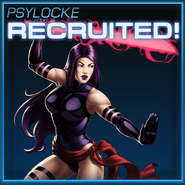 Psylocke Recruited