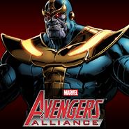 Thanos Defeated