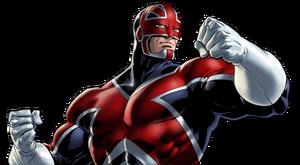 Captain Britain Dialogue 1