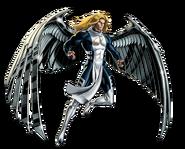 Angel Portrait Art
