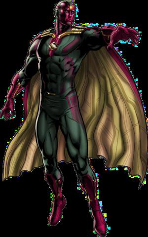 File:Avengers Age of Ultron Vision Portrait Art.png