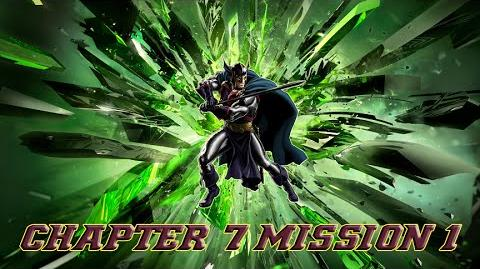 M AA Chapter 7 Mission 1 Black Queen, Black Knight?