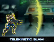 Cable Level 2 (T-O Overdrive) Ability