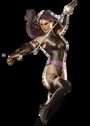 Psylocke Marvel XP