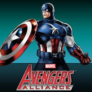 Captain America Defeated