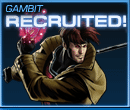 Gambit Recruited Old