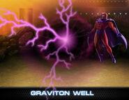 Magneto Level 6 Ability
