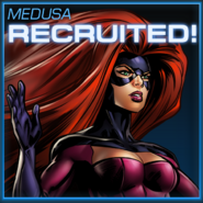 Medusa Recruited