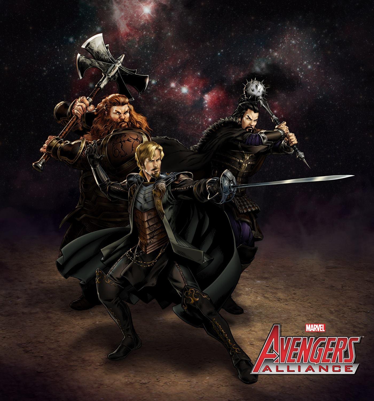 Marvel: Avengers Alliance Wiki