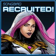 Songbird Recruited