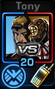 Group Boss Versus Karn (Scrapper)