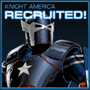 Knight America Recruited