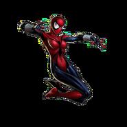 Amazing Spider-Woman Alternate Uniform Portrait Art