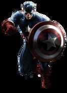 Captain America Sneak Peek Artwork