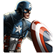 Captain America Icon Large 2