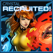 Crystal Recruited