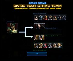 Strike Team Introduction
