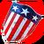 WWII Captain America Shield Replica
