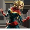 Captain Marvel Season Reward Icon