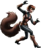 Squirrel Girl-Modern