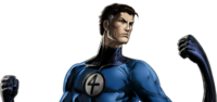Mr. Fantastic Dialogue 1