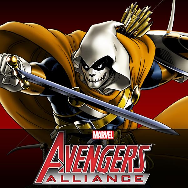 Taskmaster/Boss | Marvel: Avengers Alliance Wiki | FANDOM ...