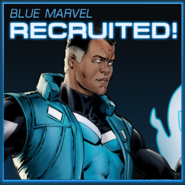 Blue Marvel Recruited