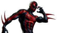 Spider-Man 2099 Dialogue 1