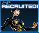 Wasp Recruited Old