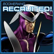 Boomerang Recruited