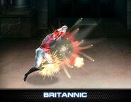 Captain Britain Level 9 Ability