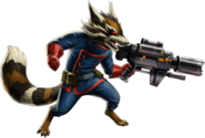 Rocket Raccoon-Modern-iOS