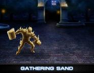Sandman Level 2 Ability