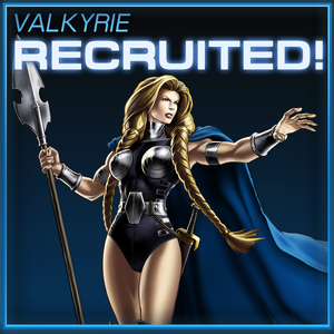 Valkyrie Recruited