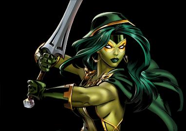 Gamora Dialogue 1