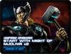 Thor Uniform Mjonlnir X2 News
