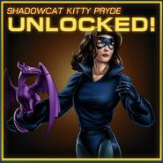 Kitty Pryde Shadowcat Unlocked