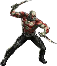 Drax the Destroyer-Guardian