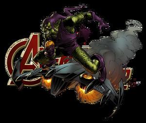 Icon Green Goblin