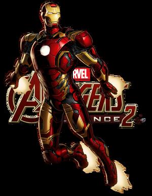 Icon Iron Man AoU